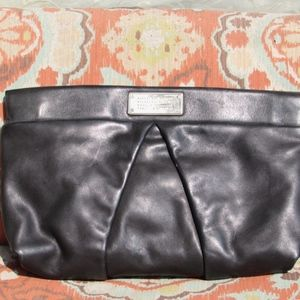 Marc by Marc Jacobs Marchive Leather Clutch Purse
